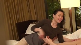 oral milf masturbation massage japanese hotel blowjob ass cougar