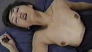 japanese hot hairy cumshot chick wet threesome