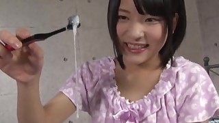 bukkake cumshot deepthroat hot idol japanese little oral teen