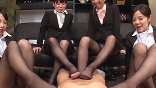 feet foot-fetish footjob japanese