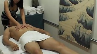 pussy massage jerking handjob ass