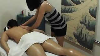 handjob ass pussy massage jerking