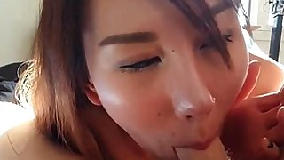 homemade facials deepthroat chick blowjob oral