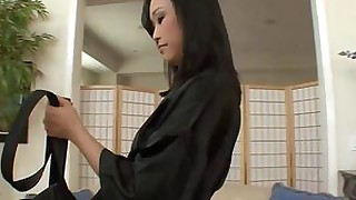 brunette big-cock cumshot hot oriental pleasure