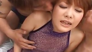 blowjob brunette fuck hairy japanese licking small-tits little masturbation