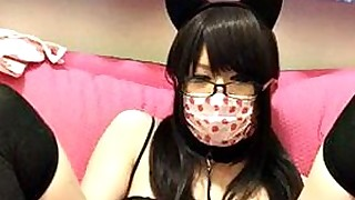 amateur japanese jerking kitty masturbation